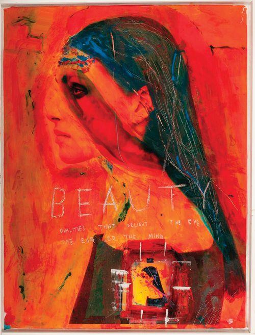 |'Beauty 2' by Raphael Mazzucco