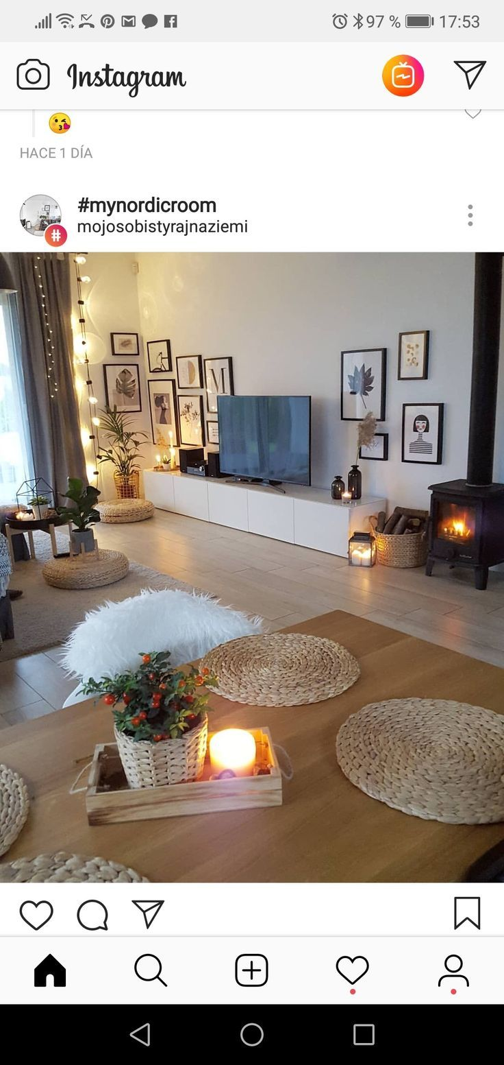 Wohnungseinrichtung Clean Living Room Living Room 3 Cosy Home In 2019 Wohnzimmerentwürfe