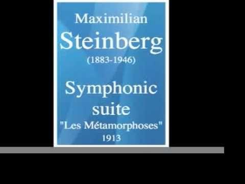 Les Metamorphosis Steinberg, based on Ovid's poem.