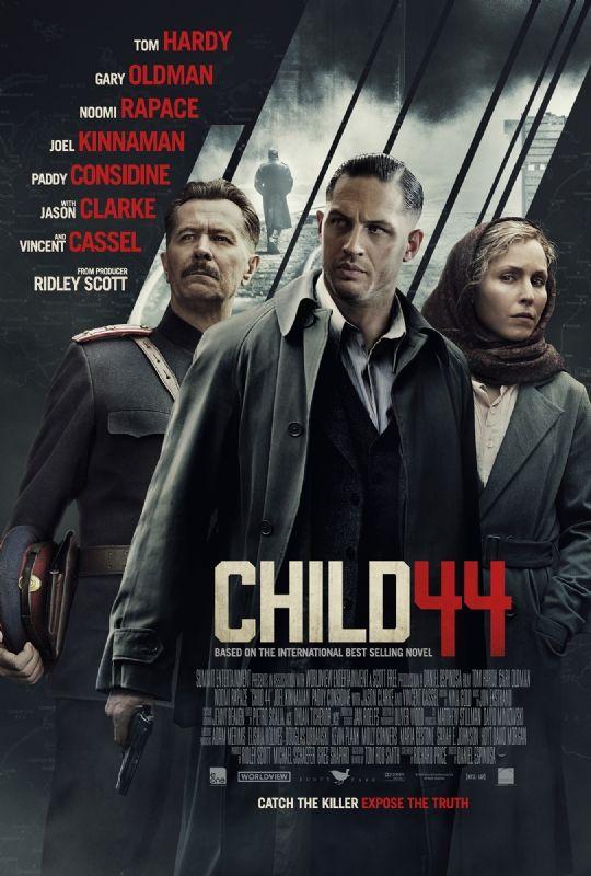 Child 44 UK By Tom Rob Smith