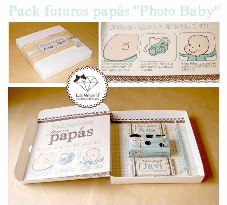 Cerramos la semana contentas porque en estos días nos han encargado varios regalos personalizados para recién nacidos . Y aprovechamos para...