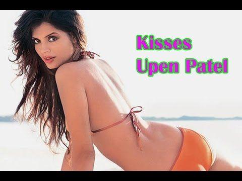 Bigg Boss 8: Sonali Raut kisses Upen Patel  http://toi.in/wk4raZ
