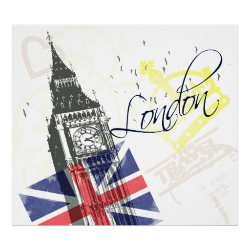 Love London Posters