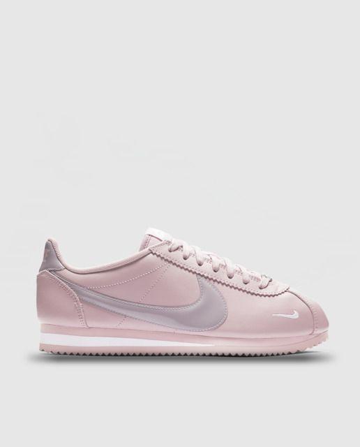 Nike En 2019In Mujer Zapatillas Classic Cortez Premium Casual De oCeWExQrdB