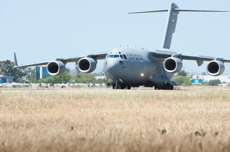 The C-17 Globemaster III is a cargo and transport aircraft used by air forces around the world. View C-17 photos, technical specs, milestones, feature stories and more.