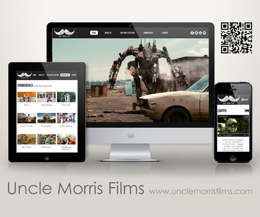 Check out Uncle Morris Films #newwebsite at http://www.unclemorrisfilms.com.