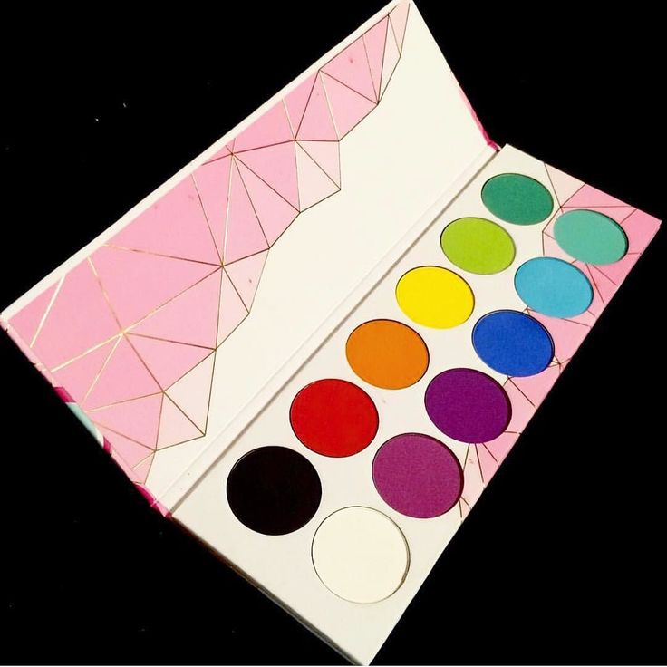 Sugarpill pro palette - Single matte shadows in - love plus, flame point, butter cupcake, acid berry, kim chi, velocity, 2AM, poison plum, home sweet home, dollipop, tako, bulletproof,
