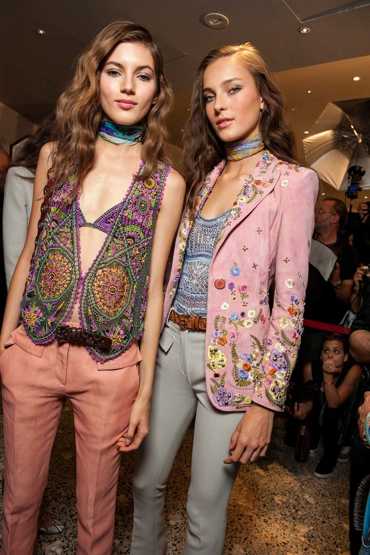 Emilio Pucci Spring 2015 Ready-to-Wear Beauty Photos - Vogue
