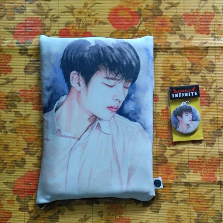 Travel Pillow Nam Woohyun