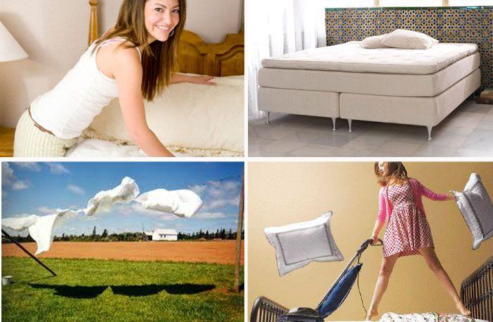 16 snabba husmorstips som fräschar upp ditt sovrum - Sköna hem