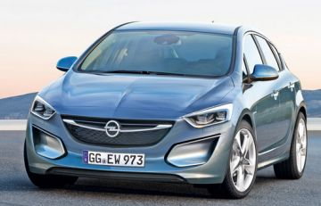 2015 Opel Astra - Tomorrow Cars 2014!