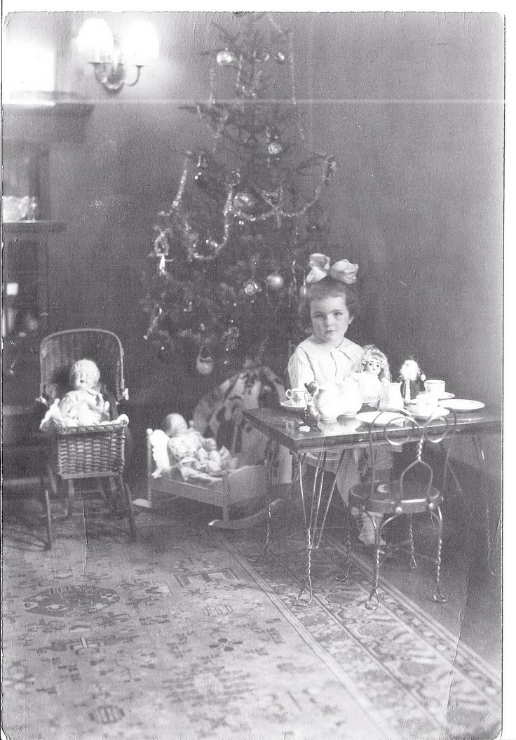Pieces of the Past: Long Ago Christmas Memorabilia ...