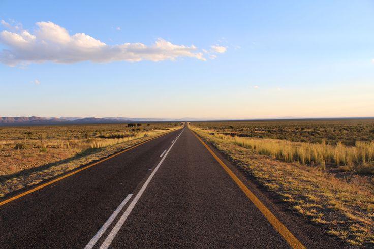 Road trip - N1, Karoo, South Africa