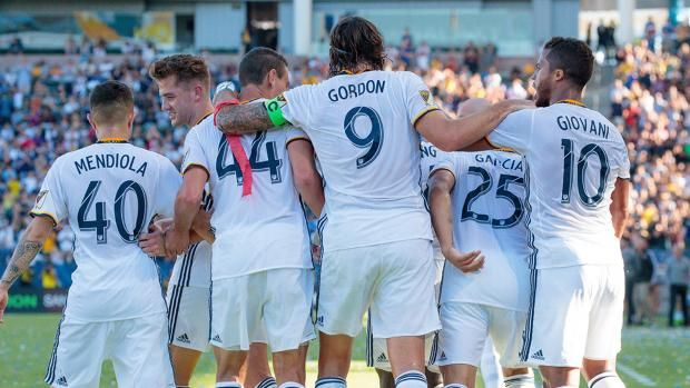 LA Galax train at StubHub Center ahead of bye week from MLS action | Weekly Schedule