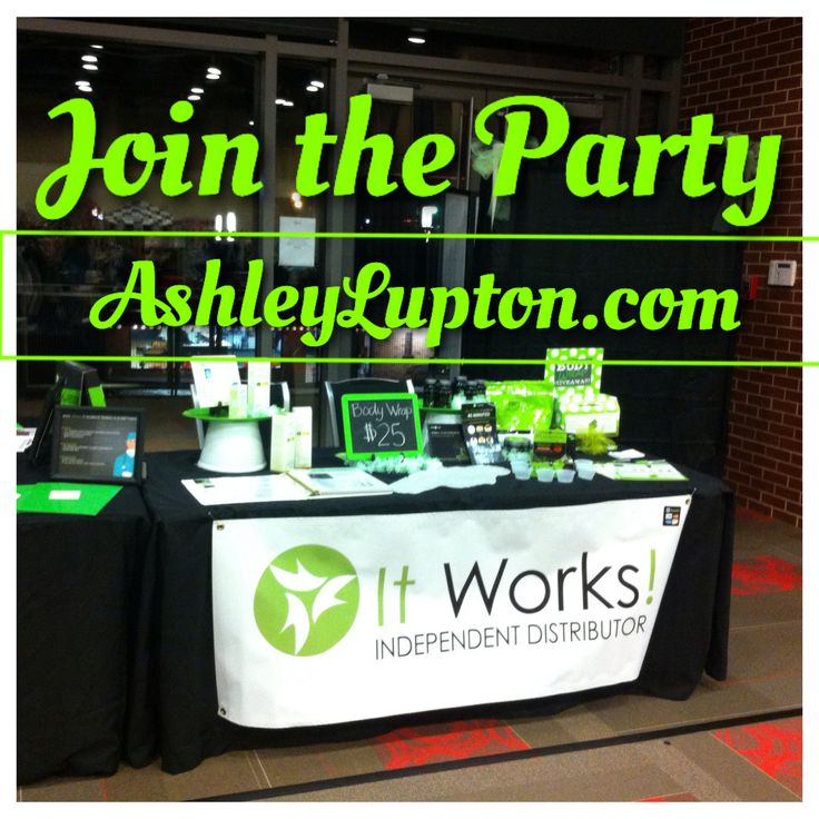 "Join the Party by becoming a distributor TODAY! You will wish you had done it sooner :) Sign up at www.AshleyLupton.com or email me at Al09103@yahoo.com Also, don't forget to add me on Facebook (Ashley Brown Lupton) and 'like' my page ""Wrappin the World with Ashley Lupton-independent Distributor"""
