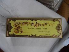 Ancienne boite savon Rose Thé - Roger & Gallet