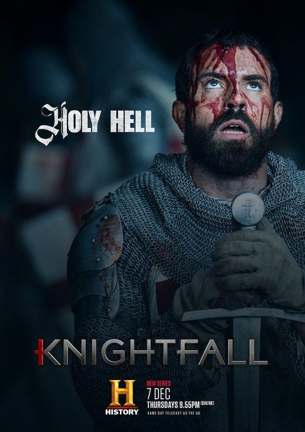 Сериал Падение Ордена (Knightfall) | History Channel | thevideo.one - смотреть онлайн