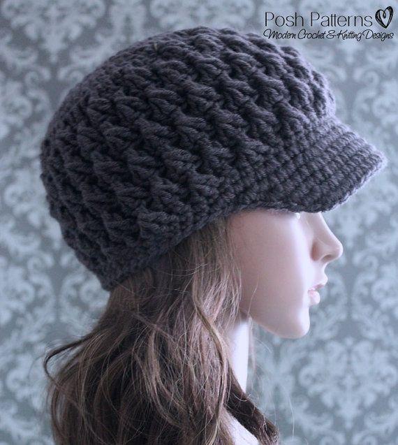 364 Best Hat Crochet 2 Images On Pinterest Crochet Hats