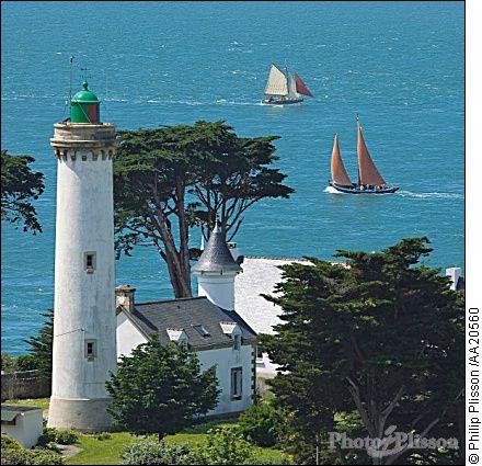 Le Morbihan à tire d'ailes, par Philip Plisson