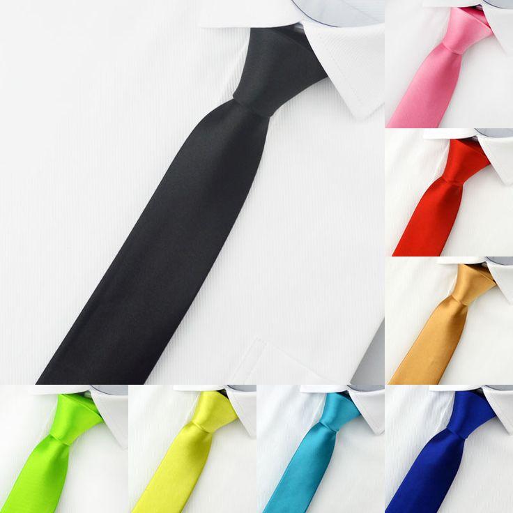 Slim Stretto Cravatta Nera Per Gli Uomini 5 cm Freccia Casuale Skinny rosso Cravatta Moda Uomo Accessori Semplicità Per Il Partito Legami Formali Mens