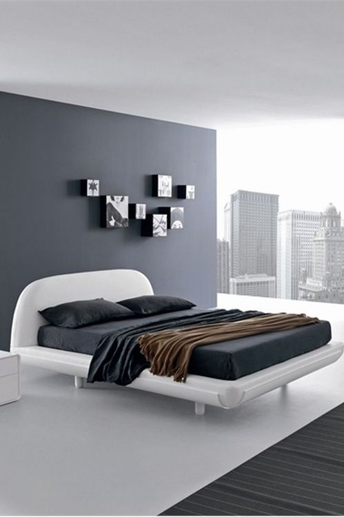 Bedroom Paint Ideas Black And White 74 best minimalist bedroom images on pinterest | architecture