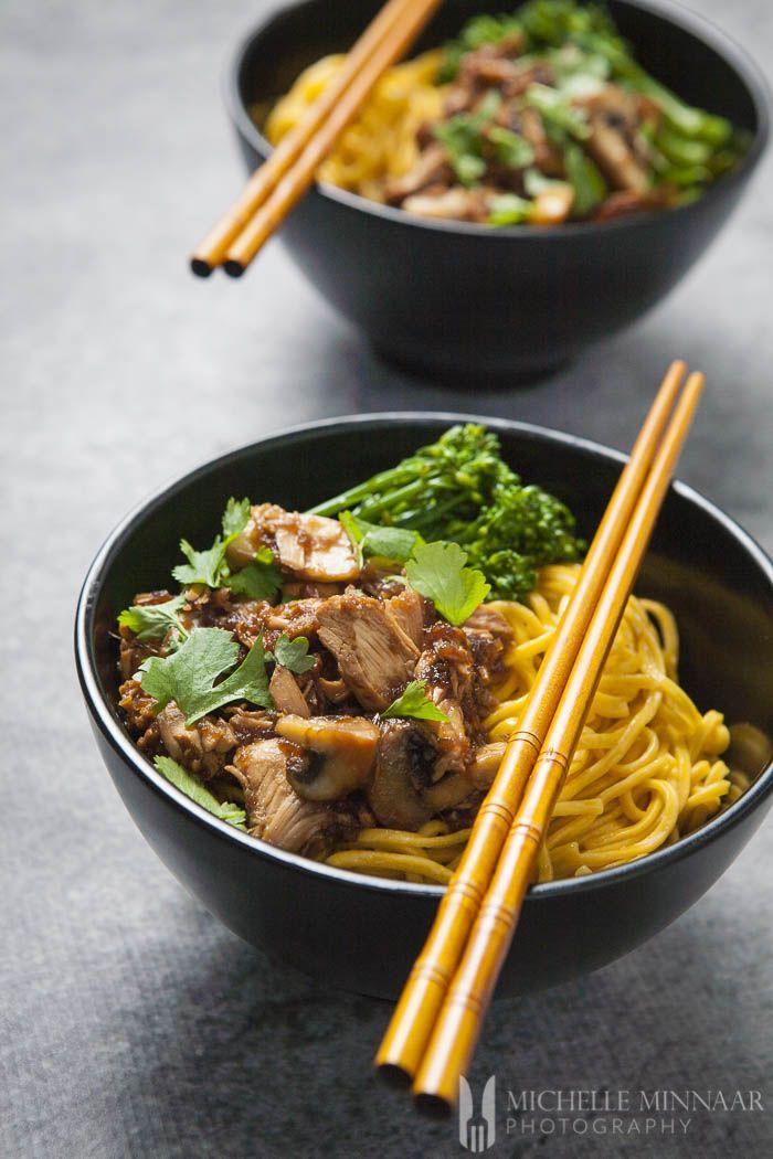 Mie - Ayam...Chicken dinner