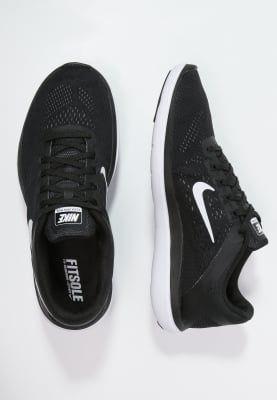 Lichtgewicht Nike Performance FLEX 2016 RUN - Hardloopschoenen lichtgewicht - black/white/cool grey Zwart: 84,95 € Bij Zalando (op 29/01/17). Gratis verzending & retournering, geen minimum bestelwaarde en 100 dagen retourrecht!