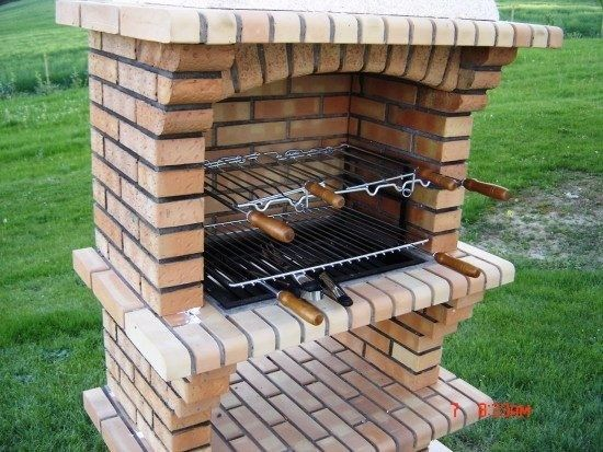 les 25 meilleures id es de la cat gorie fabriquer un barbecue sur pinterest fabriquer barbecue. Black Bedroom Furniture Sets. Home Design Ideas