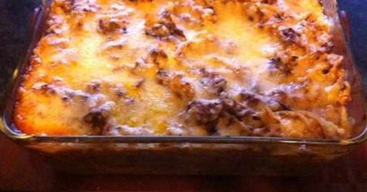 Beef Pasta Bake