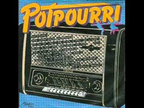 Potpourri - Ich bin durchsichtig - YouTube