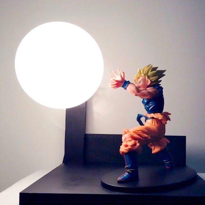 Dragon Ball Z Table Lamp Dragon Ball Z Table Lamp Lamp