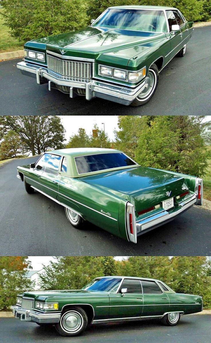 1975 cadillac seville sedan