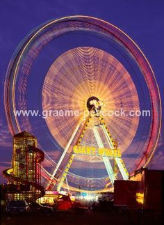 image of The Hoppings, Newcastle Town Moor