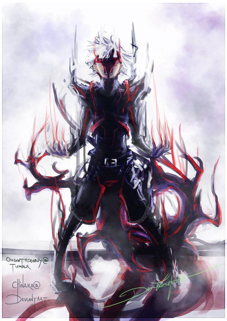 Black Centipede by chinara on DeviantArt