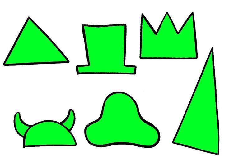 Hoeden groen