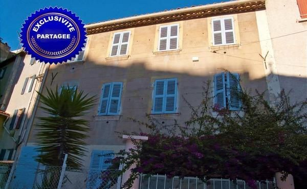 Acheter à La Seyne-sur-Mer, à Toulon, à Six-Fours-les-Plages, ... (350kà550k€, 6à8pièces, 200à240m², ancien)