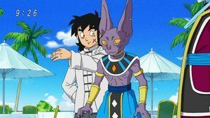 Dragon Ball Super Episode 6, watch Dragon Ball Super Episode 6 english dubbed, online db super episode 6 english dub. Beerus and Whis arrive on Earth, where Bulma's birthday party is underway. Initially, Vegeta is paralyzed by Beerus' presence. He recalls a childhood encounter with the deity a long time ago when Beerus visited Planet … - Visit now for 3D Dragon Ball Z compression shirts now on sale! #dragonball #dbz #dragonballsuper