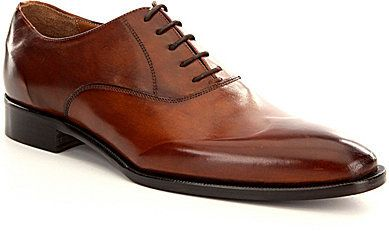 Kenneth Cole New York Lace Up Wing Tip Oxfords