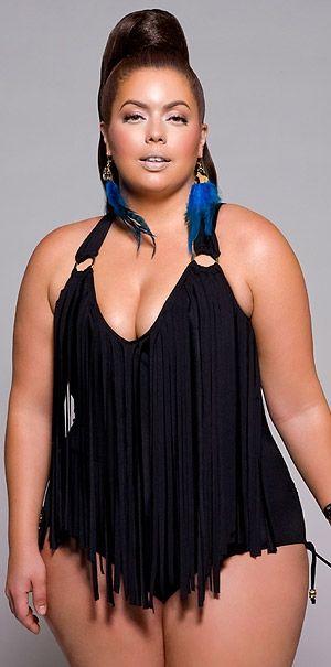 plus size fashions   Top 10 Plus Size Swimsuits for Summer 2010 - Dallas Plus-Size Fashion ...