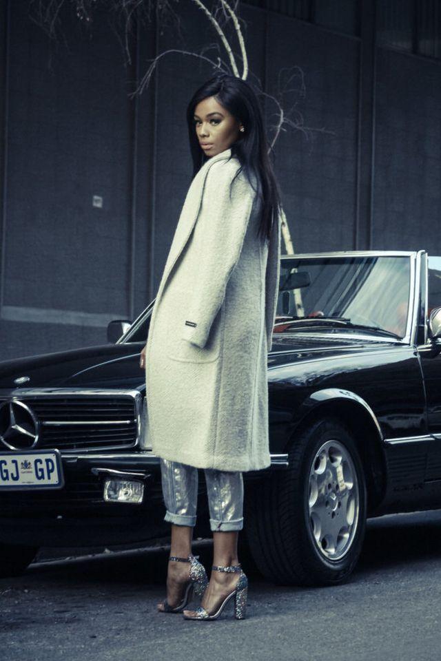 Snapshot: Bonang Matheba for Glam Africa Magazine