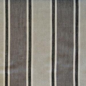 Rae Ash 56%Cott/30%Visc/14%Lin 139cm (useable 137cm) Vertical Stripe Dual Purpose