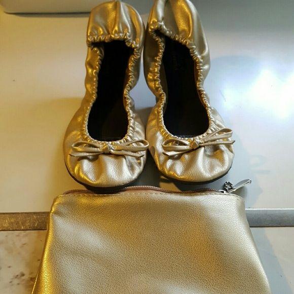 Travel slipper Folds into carry bag Sidekicks  Shoes Slippers