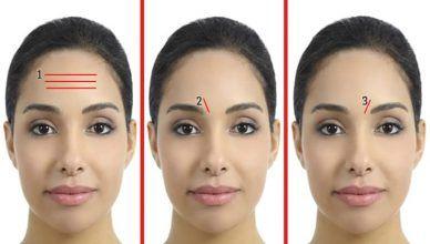 Карта лица: почему у нас появляются те или иные морщинки