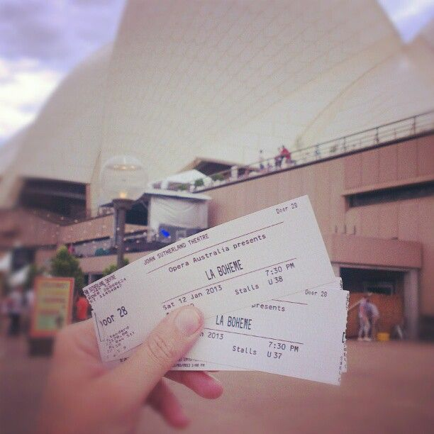Seeing The Opera in Sydney, Australia | The Travel Tester | www.thetraveltester.com