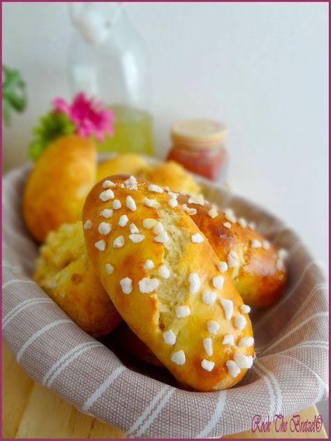 Petit pain au lait #recette #goûter #facile