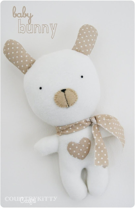 soft toy tutorial