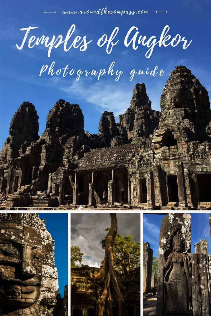 Besides Angkor Wat there are numerous other temples worth photographing in the Angkor complex. Read our guide to get you prepared for your Angkor experience