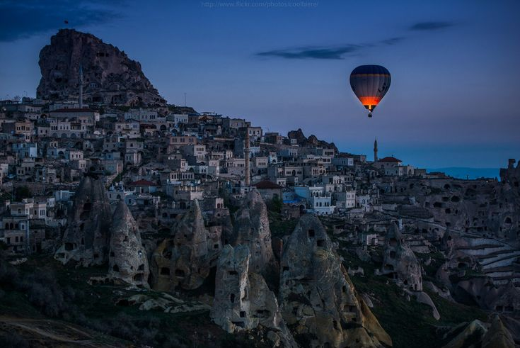 First balloon by Coolbiere. A., via 500px