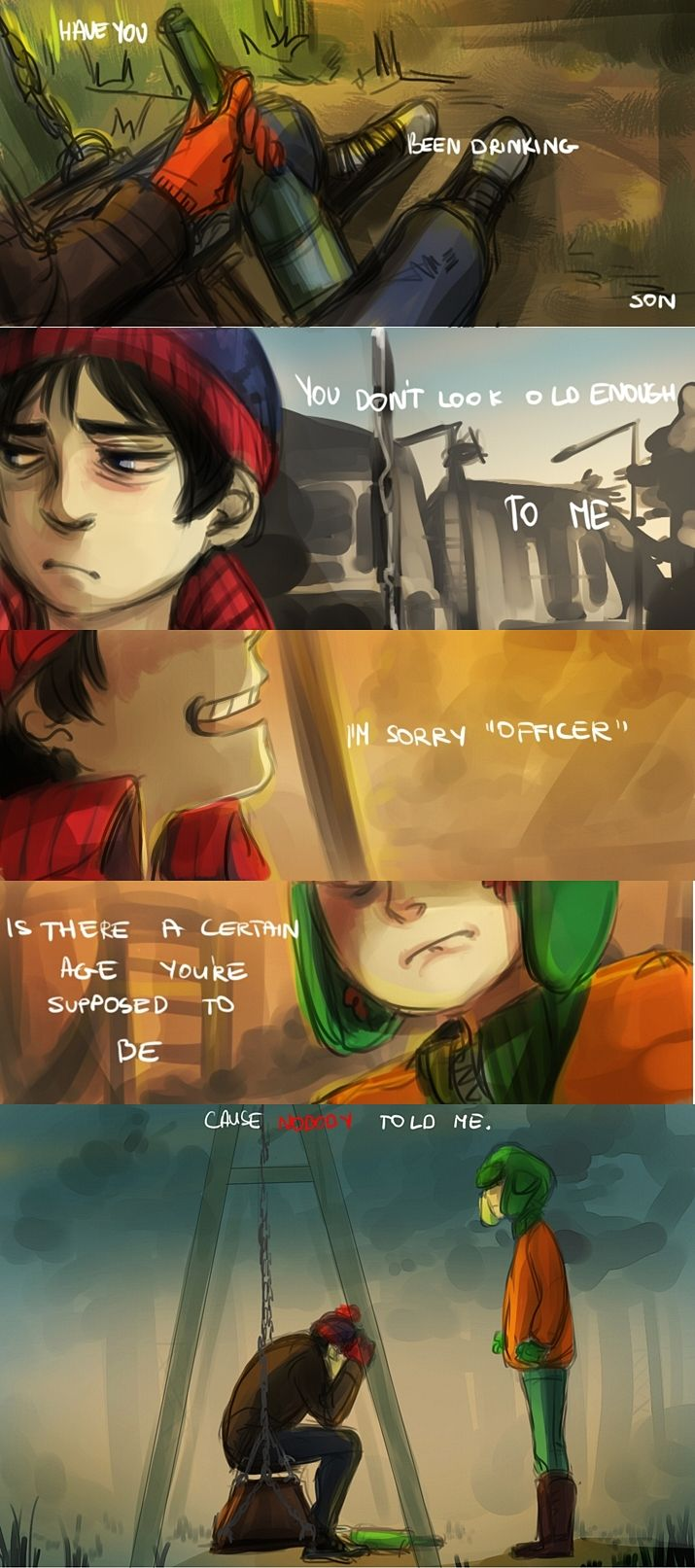 Stan... <3 This is way too much for my feels to take in TwT <33