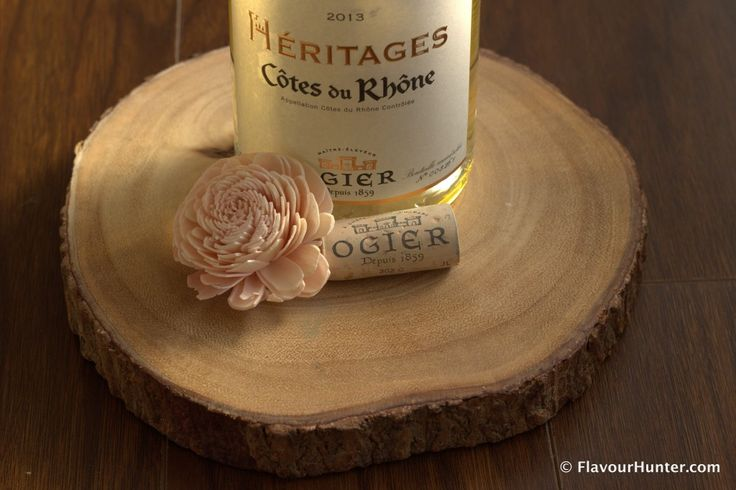 Ogier Heritages Cotes Du Rhone Blanc 2013 is a balanced white wine that is made of a blend of grapes including Grenache, Bourboulenc Roussanne and Viognier.